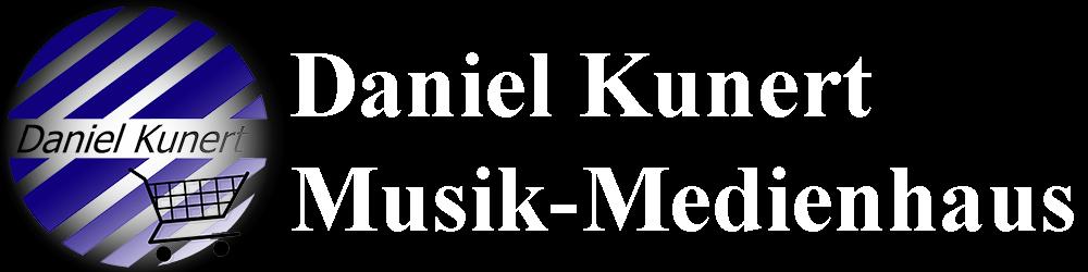 Daniel Kunert - Musik-Medienhaus - Online-Shop