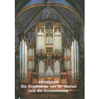 Kevelaer - Die Orgelwerke von St. Marien