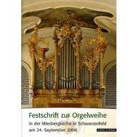 Orgelfestschrift Schwarzenfeld Miesbergkirche