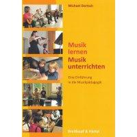 Musik lernen - Musik unterrichten
