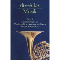 dtv-Atlas Musik - Band 1