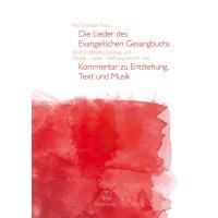 Die Lieder des Evangelischen Gesangbuchs - Band 2