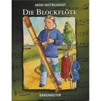 Mein Instrument - Die Blockflöte