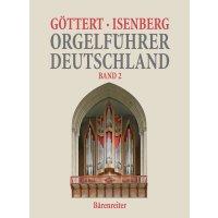 Orgelführer Deutschland - Band 2