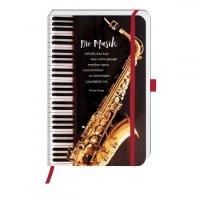 "Notizbuch ""Saxophon"""
