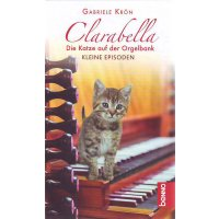Clarabella - Die Katze auf der Orgelbank