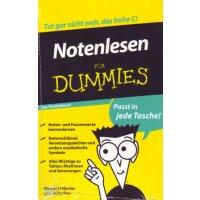 Notenlesen für Dummies