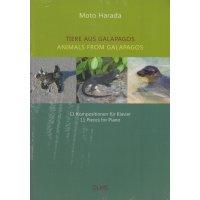 Harada, Moto - Tiere aus Galapagos