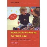Musikalische Förderung für Kleinkinder