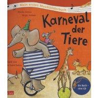 Karneval der Tiere - Mein erstes Musikbilderbuch