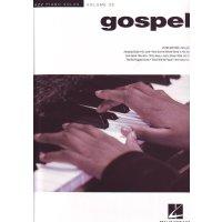 Jazz Piano Solos Volume 33: Gospel