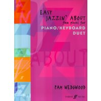 Wedgwood, Pam - Easy Jazzin` about fun pieces
