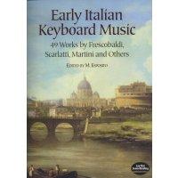 Early Italian Keyboard Music