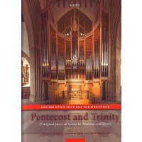 Pentecost and Trinity - Oxford Hymn Settings