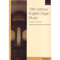 18th-century English Organ Music - Band 1