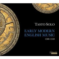 Early Modern English Music - Tasto solo