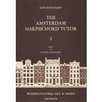 Rosenhart, Kees - The Amsterdam Harpsichord Tutor Volume 1