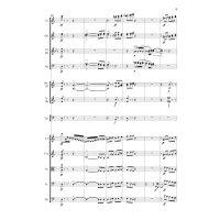 Klughardt, August - Suite für Orchester - Partitur