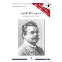 Klughardt, August - Suite für Orchester - Studienpartitur