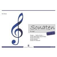 Bräuer, Felix - Sonaten für Orgel - Band 2