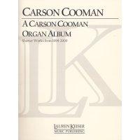 A Carson Cooman Organ Album