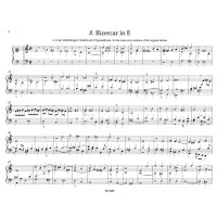 Steigleder, Johann Ulrich - Ricercar Tabulatura Band 2