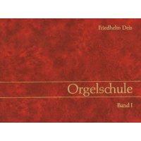 Deis, Friedhelm - Orgelschule Band 1