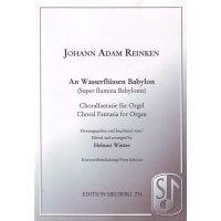 Reinken, Johann Adam - An Wasserflüssen Babylon