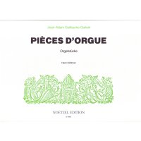 Guilain, J.-A. G - Pièces dorgue