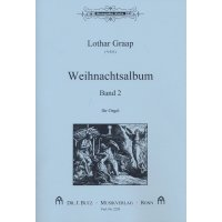 Graap, Lothar - Weihnachtsalbum Band 2
