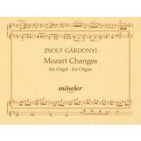 Gardonyi, Zsolt - Mozart Changes