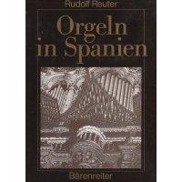 Orgeln in Spanien *gebraucht*