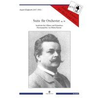 Klughardt, August - Suite für Orchester op. 40