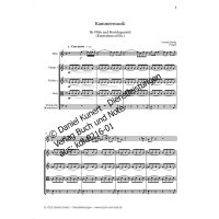 Zwicky, Conrad - Kammermusik