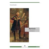 Meinhold, Wieland - Burleske für Flöte solo
