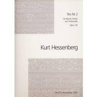 Hessenberg, Kurt - Trio Nr. 2 op. 135