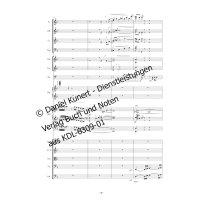 Laux, Torsten - Toccata d-moll - Bearbeitung für Orgel und Orchester