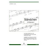 Schubert, Franz - Ständchen (Grillparzer) op. 135