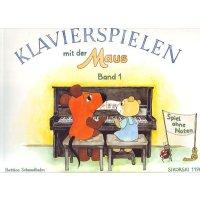 Klavierspielen mit der Maus - Band 1