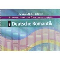 Arbeitsblätter zur Orgelimprovisation - Band 3