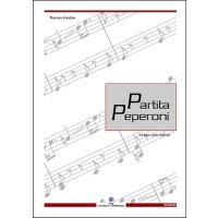 Handke, Thomas - Partita Peperoni - für zwei Violinen