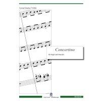 Zwicky, Conrad - Concertino für Orgel und Streicher