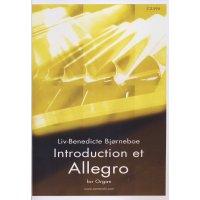 Bjørneboe, Liv-Benedicte - Introduction et Allegro