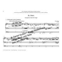 Bräuer, Felix - Liturgische Suiten für Orgel