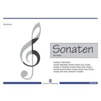 Bräuer, Felix - Sonaten für Orgel