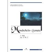 """Beethoven, Ludwig van - """"Mondscheinsonate"""" 1. Satz op. 27 Nr. 2"""