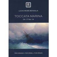 Benaglia, Lucio Mosè - Toccata Marina op. 17 Nr. 1a