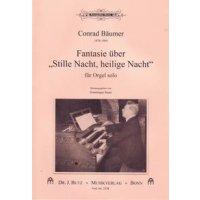 """Bäumer, Conrad - Fantasie über """"Stille..."""