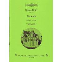 Bélier, Gaston - Toccata