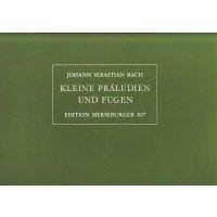 Bach, J.S. Kleine Präludien und Fugen